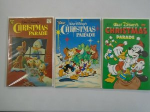Walt Disney's Christmas Parade #1,2,3 6.0 FN (1988-2004)