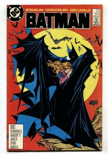 BATMAN #423 1988- 2nd print- Todd McFarlane COVER DC -  VF-