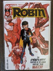 Robin #1 (2021)