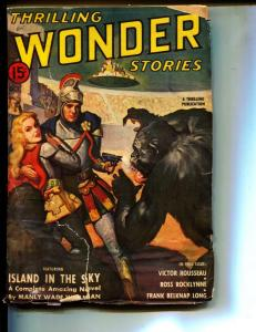 Thrilling Wonder Stories-Pulp-10/1941-Manly Wade Wellman