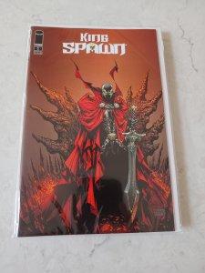 KING SPAWN #1 variant cover 1E Greg Capullo