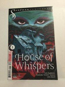 House Of Whispers 1 Nm Near Mint The Sandman Universe DC Comics Vertigo