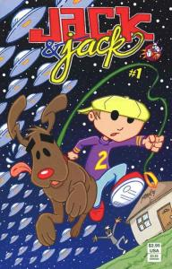 Jack and Jack #1 VF/NM; Blindwolf | save on shipping - details inside