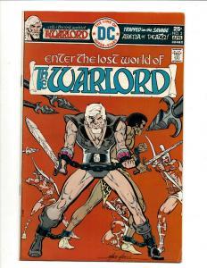 9 The Warlord DC Comic Books #2 3 4 5 6 7 8 9 10 JF12