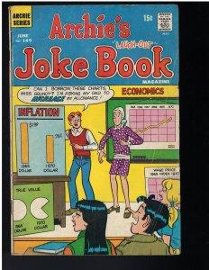 Archie's Joke Book Magazine #149 (1970)