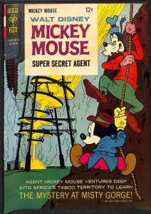 Mickey Mouse #109 (1966)