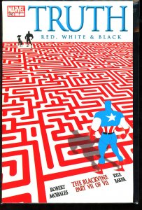 Truth: Red, White and Black #7 (2003)