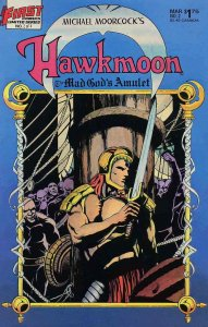 Hawkmoon: The Mad God's Amulet #2 VF; First | save on shipping - details inside