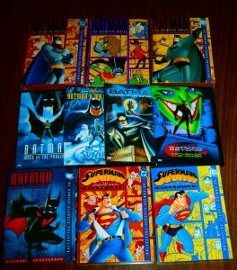 Batman/Superman: The Animated Series  (DVD set)