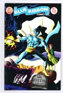 Blue Ribbon Comics #2 (1983)