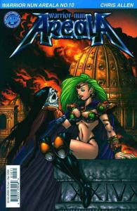 Warrior Nun Areala (Vol. 3) #10 VF/NM; Antarctic | save on shipping - details in