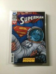 Superman #39 (2018) HPA