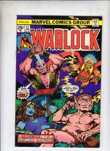Warlock #12 (Apr-76) VF+ High-Grade Adam Warlock