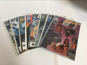 Batman 452 453 454 455 456 458 459 460 Lot Nm- Near Mint- DC Comics A17