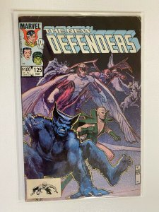 The New Defenders #125 Direct Edition 6.0 FN (1983)