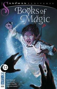 Books Of Magic #12 Sandman Universe (DC, 2019) NM