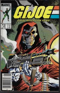 GI Joe, A Real American Hero #43 (Marvel, 1986) NM-