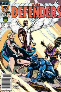 Defenders (1972 series) #124, VF+ (Stock photo)