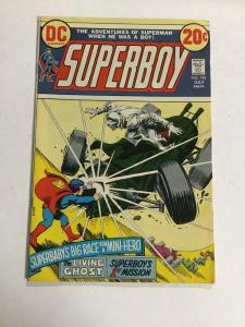 Superboy 196 Vf- Very Fine- 7.5 DC Comics