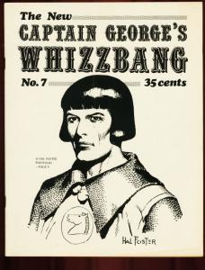 CAPTAIN GEORGES WHIZBANG #7-HAL FOSTER VG/FN