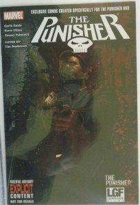 The Punisher DVD #1 - 8.5 VF+ - 2004