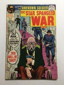 Star Spangled War Stories 163 Fine+ Fn+ 6.0 Dc Comics