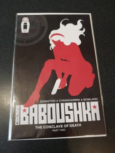 Codename Baboushka: The Conclave of Death #2 (2015)