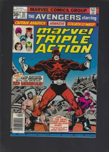 Marvel Triple Action #35 (1977)