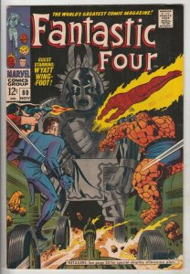 Fantastic Four #80 (Nov-68) VF/NM High-Grade Fantastic Four, Mr. Fantastic (R...