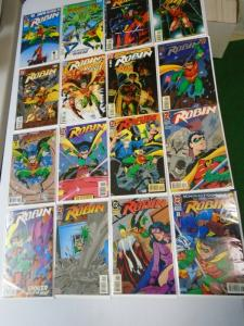 Robin Lot From:#1-176, 137 Different Average 8.5/VF+ (1994-2008)