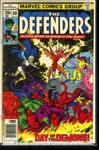 The Defenders #60 (1978)