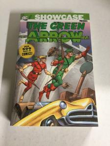 Showcase Presents The Green Arrow Vol 1 Nm Near Mint DC Comics SC TPB