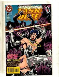 12 Justice League Task Force Comics #20 21 22 23 24 25 26 27 28 29 30 31 GK25