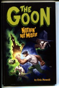 Goon: Nothin' But Misery-Eric Powell-Vol.1-TPB-trade