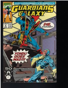 Guardians of the Galaxy #8 (1991)