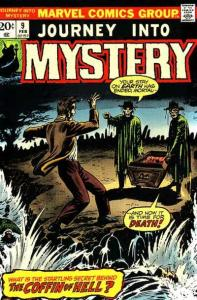 Journey into Mystery (1972 series) #9, VF- (Stock photo)