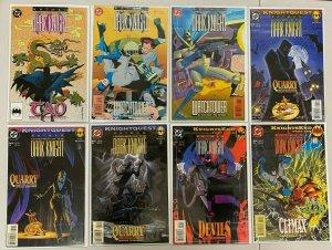 Batman Legends Dark Knight lot #53-99 all 35 different books 8.0 VF (1993-'97)