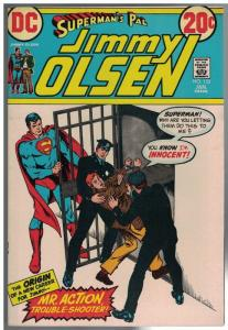 JIMMY OLSEN 155 FN  Jan. 1973