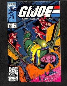 G.I. Joe: A Real American Hero #125 (1992)
