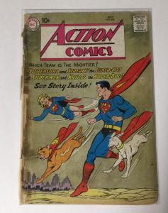 Action Comics 266 1.0 Fair Cover Detached Extra StapleDC Comics SA