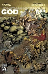 God Is Dead #35B VF/NM; Avatar   save on shipping - details inside