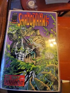 The New Shadowhawk #2 (1995)