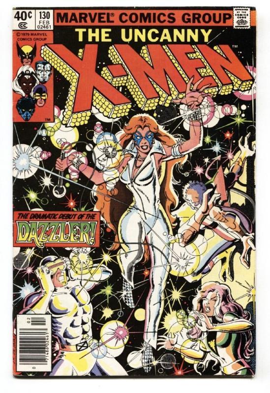 X-Men #130 1979 COMIC BOOK First app. DAZZLER Key issue Movie