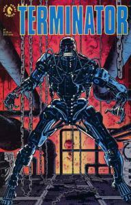 TERMINATOR (1990 DH) 1-4 Bad to the Bone ,THE SET!