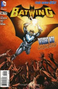 Batwing #14 FN; DC | save on shipping - details inside