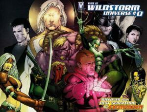 WildStorm Universe 2009 #0 FN; WildStorm | save on shipping - details inside