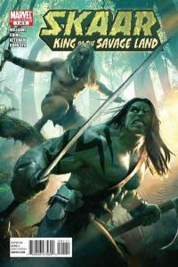 Skaar: King of the Savage Land #1, NM (Stock photo)