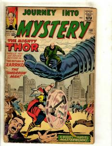 Journey Into Mystery # 101 GD Marvel Comic Book Feat. Thor Odin Sif Loki RS1