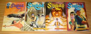 Sinbad II: the House of God #1-4 VF/NM complete series 1991 adventure comics 2 3