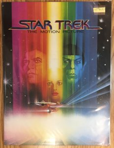Star Trek THE MOTION PICTURE - Full color booklet (LIKE NEW)